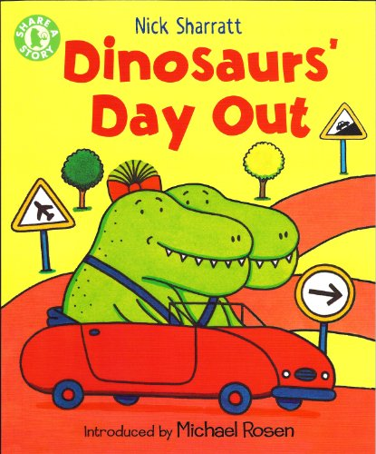 9781406335187: Dinosaurs' Day Out