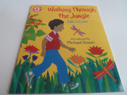 9781406335194: Walking Through the Jungle