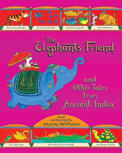 9781406335231: The Elephant's Friend and Other Tales from Ancient India