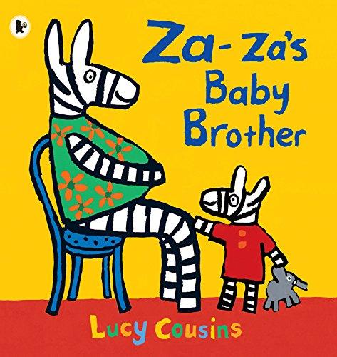 9781406335798: Za-za's Baby Brother