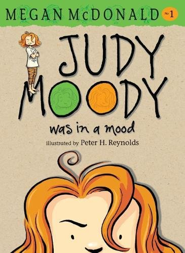 9781406335828: Judy Moody was in a mood