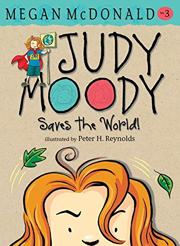 9781406335842: Judy Moody Saves the World!