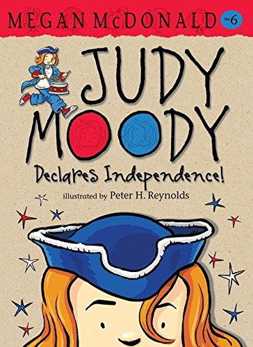 9781406335873: Judy Moody Declares Independence