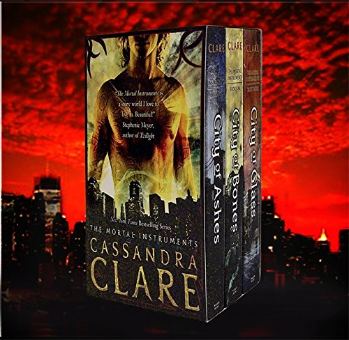 9781406336474: The The Mortal Instruments: The Mortal Instruments Gift Set City of Bones WITH City of Ashes AND City of Glass