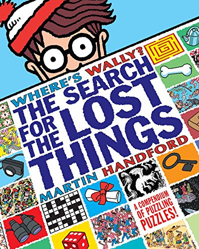 9781406336627: Where's Wally? The Search for the Lost Things
