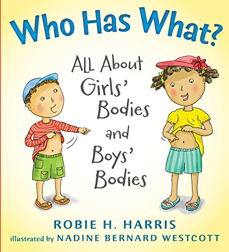 9781406336771: Who Has What?: All about Girls' Bodies and Boys' Bodies