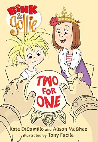 Bink & Gollie: Kate DiCamillo (author),
