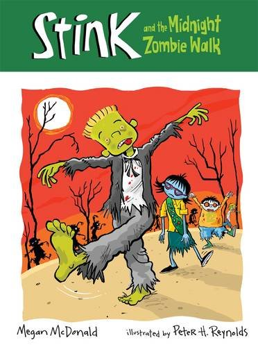 9781406337662: Stink and the Midnight Zombie Walk