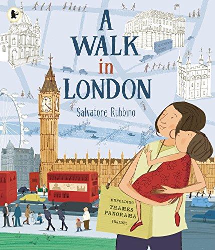 9781406337792: A Walk in London