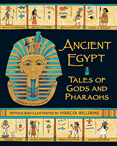 9781406338324: Ancient Egypt: Tales of Gods and Pharaohs