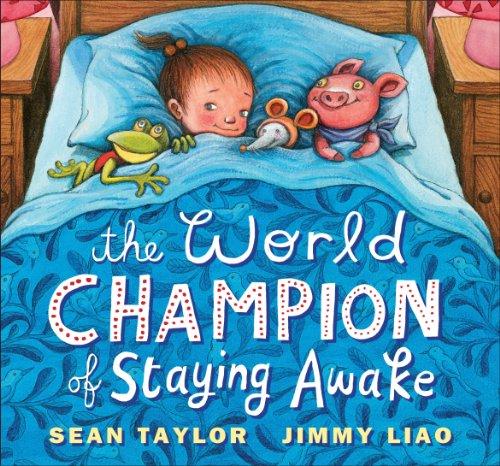 9781406338348: World Champion of Staying Awake