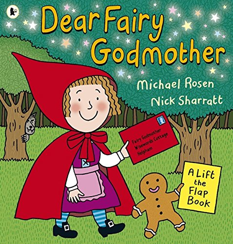 9781406338362: Dear Fairy Godmother (Lift the Flap)
