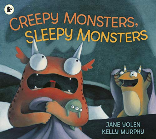 9781406338409: Creepy Monsters, Sleepy Monsters