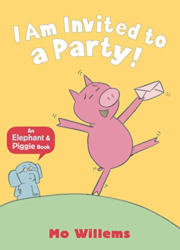 9781406338430: I Am Invited to a Party! (Elephant and Piggie)