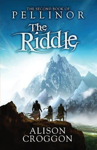 9781406338751: Riddle: The Second Book of Pellinor (The Books of Pellinor)