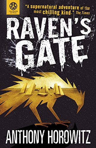 9781406338881: Raven's Gate (The Power of Five)