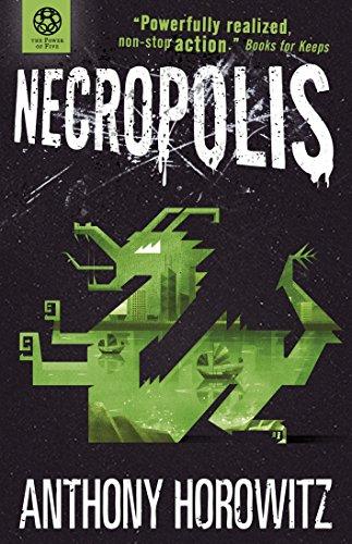9781406338898: The Power of Five: Necropolis