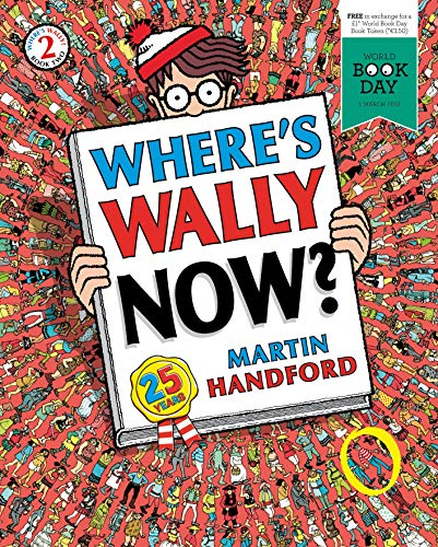 Wheres Wally Now?: Handford, Martin