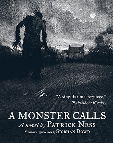 A Monster Calls: Illustrated Paperback: Patrick Ness, Siobhan