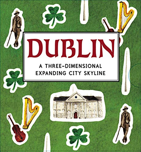 Dublin: A Three-Dimensional Expanding City Skyline (Three: Cosford, Nina