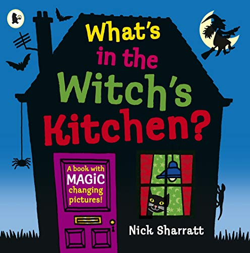 9781406340075: What's in the Witch's Kitchen? (Lift the Flaps)