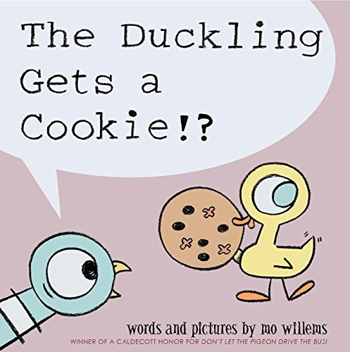 9781406340099: The Duckling Gets a Cookie!?