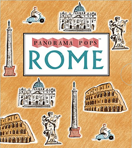 9781406340327: Rome. A Three-Dimensional Expanding City Guide (Panorama Pops)