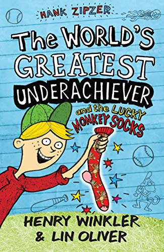 9781406340518: Hank Zipzer 4: The World's Greatest Underachiever and the Lucky Monkey Socks