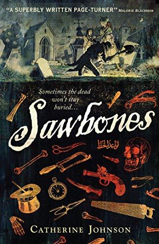Sawbones: Johnson, Catherine