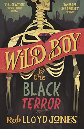 9781406341409: Wild Boy and the Black Terror