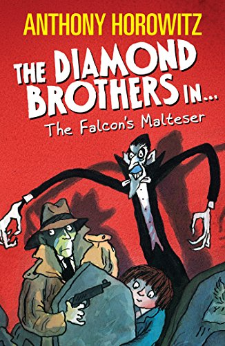 9781406341423: The Diamond Brothers in The Falcon's Malteser