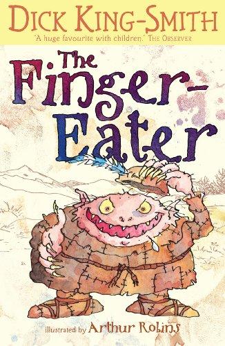 9781406341867: The Finger-Eater