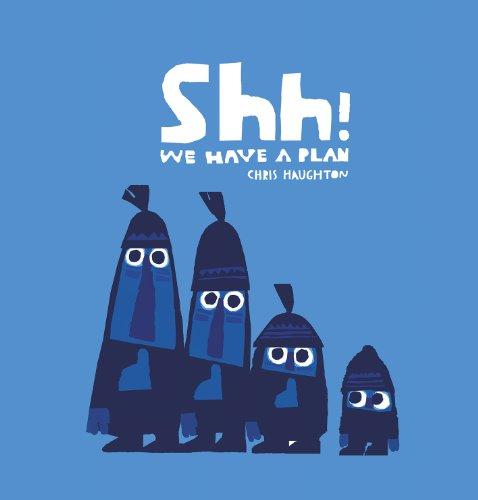 9781406342321: Shh! We Have a Plan