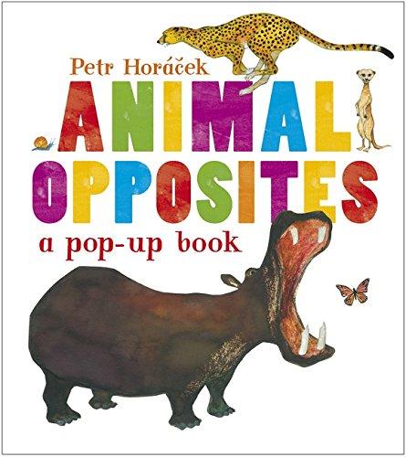 9781406342338: Animal Opposites