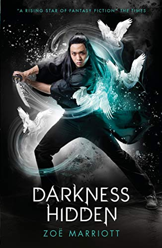 9781406342390: Darkness Hidden (The Name of the Blade)