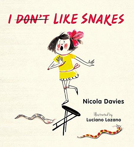 9781406342833: I (Don't) Like Snakes (Nature Storybooks)