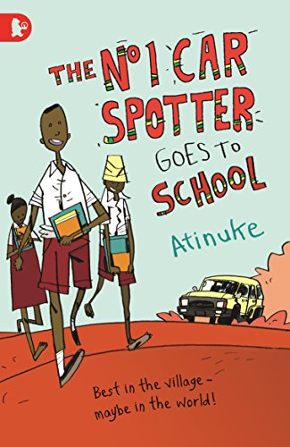 9781406342925: The No. 1 Car Spotter Goes to School (Walker Racing Reads)