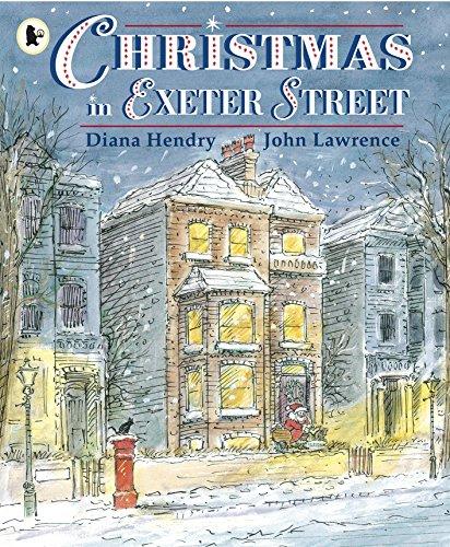 9781406343038: Christmas in Exeter Street