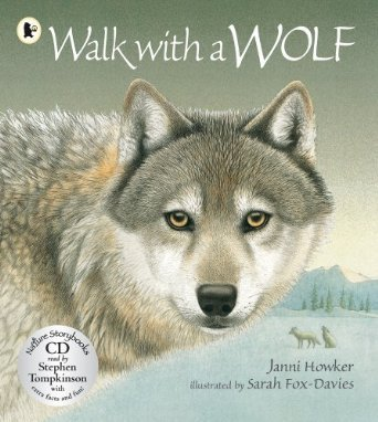 9781406343533: Walk with a Wolf (Nature Storybooks)