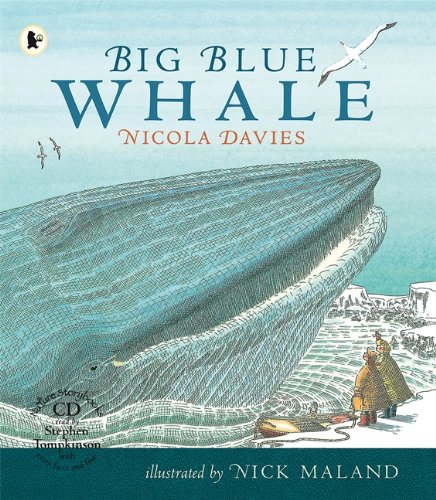 9781406343564: Big Blue Whale (Nature Storybooks)