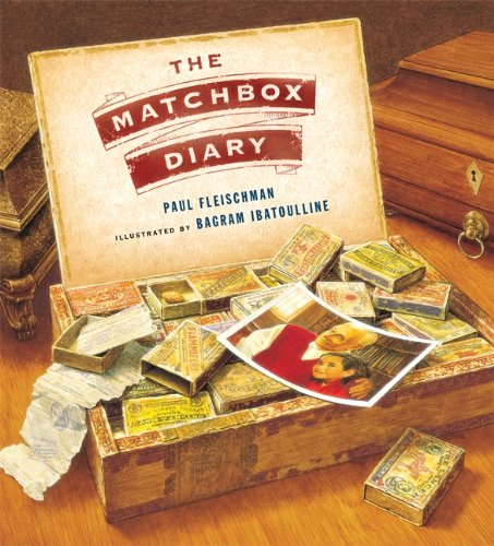 9781406343779: Matchbox Diary, The