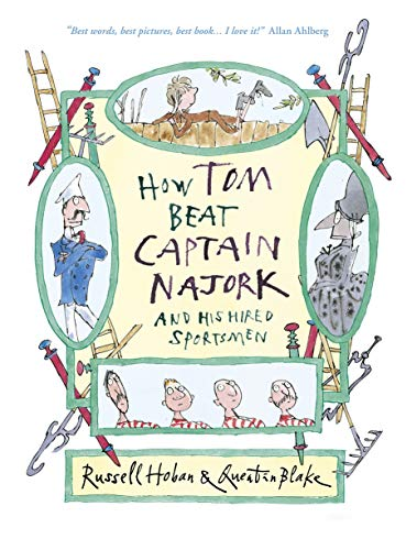 9781406343830: How Tom Beat Captain Najork and His Hired Sportsmen (Captain Najork 1)