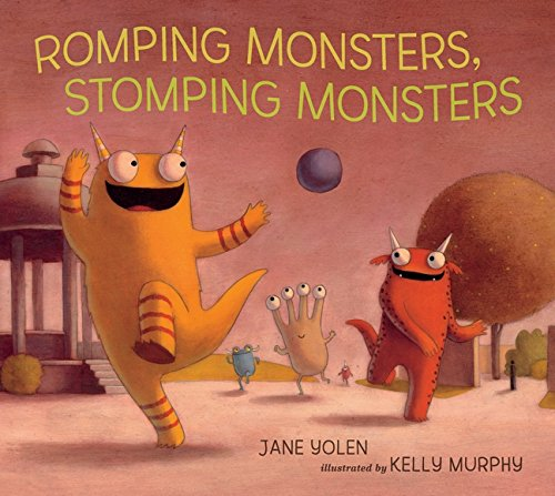 9781406343861: Romping Monsters, Stomping Monsters