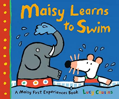 9781406344271: Maisy Learns to Swim