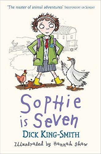 9781406344349: Sophie Is Seven (Sophie Adventures)