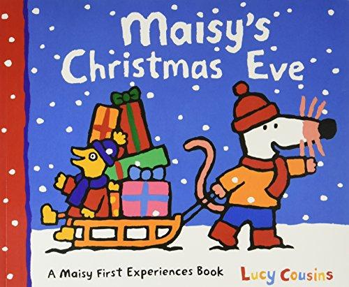 9781406344523: Maisy: Maisy's Christmas Eve