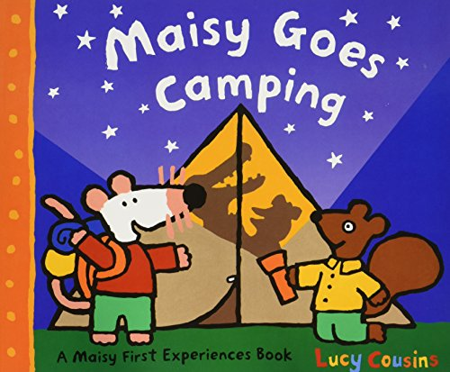 9781406344547: (MAISY GOES CAMPING) BY (CANDLEWICK PRESS (MA))[PAPERBACK]MAR-2009