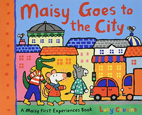 9781406344554: [(Maisy Goes to the City)] [Author: Lucy Cousins] published on (May, 2012)