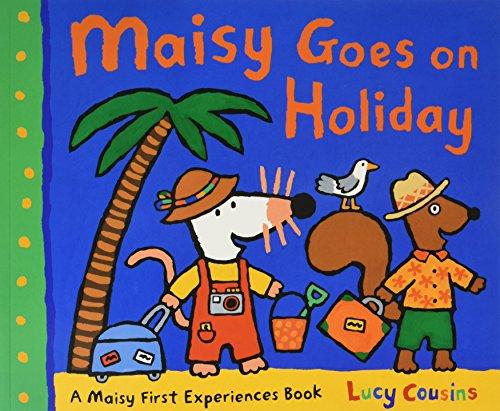 9781406344561: Maisy: Maisy goes on holiday