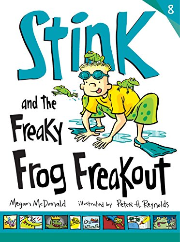 9781406344974: Stink and the Freaky Frog Freakout